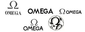Omega Trademark