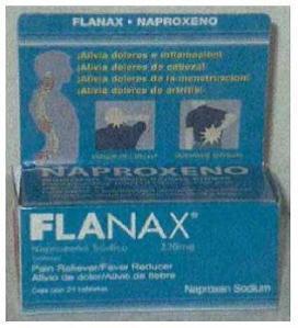 flanax-naproxeno